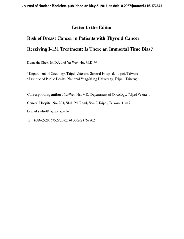 breast Thyroid cancer cancer