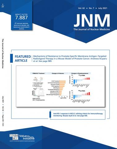 Journal of Nuclear Medicine: 62 (7)