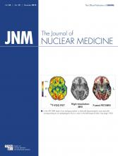 Journal of Nuclear Medicine: 53 (12)