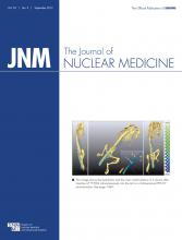 Journal of Nuclear Medicine: 53 (9)
