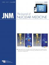 Journal of Nuclear Medicine: 54 (11)