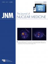 Journal of Nuclear Medicine: 54 (7)