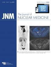 Journal of Nuclear Medicine: 54 (8)
