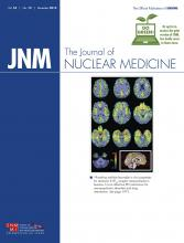 Journal of Nuclear Medicine: 55 (12)