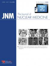 Journal of Nuclear Medicine: 55 (2)