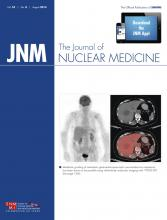 Journal of Nuclear Medicine: 55 (8)