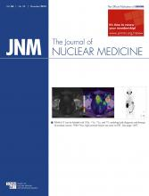 Journal of Nuclear Medicine: 56 (11)