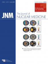 Journal of Nuclear Medicine: 56 (12)