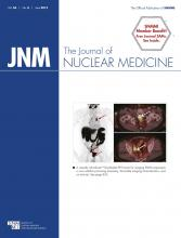 Journal of Nuclear Medicine: 56 (6)