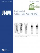 Journal of Nuclear Medicine: 57 (2)