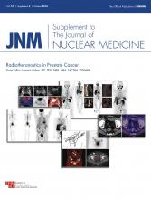 Journal of Nuclear Medicine: 57 (Supplement 3)