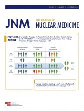Journal of Nuclear Medicine: 58 (10)