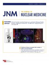 Journal of Nuclear Medicine: 58 (2)