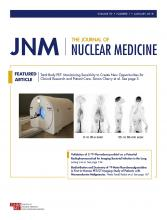Journal of Nuclear Medicine: 59 (1)