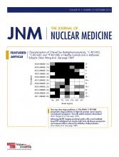 Journal of Nuclear Medicine: 59 (12)