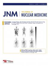 Journal of Nuclear Medicine: 60 (11)