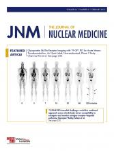 Journal of Nuclear Medicine: 60 (2)