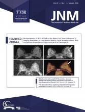 Journal of Nuclear Medicine: 61 (1)