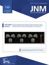 Journal of Nuclear Medicine: 61 (11)