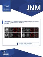 Journal of Nuclear Medicine: 61 (12)