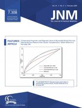 Journal of Nuclear Medicine: 61 (2)