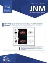 Journal of Nuclear Medicine: 61 (4)