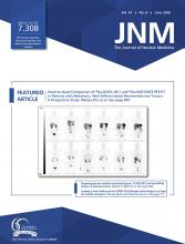 Journal of Nuclear Medicine: 61 (6)