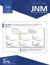 Journal of Nuclear Medicine: 61 (7)