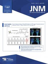 Journal of Nuclear Medicine: 62 (4)