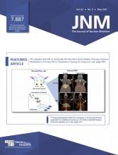 Journal of Nuclear Medicine: 62 (5)